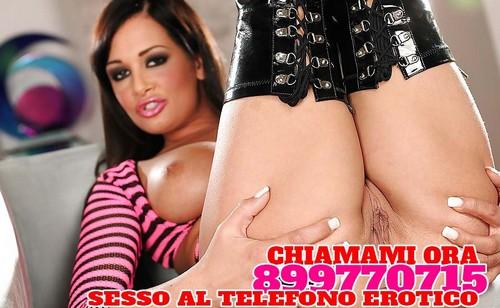 Pompino al Telefono Erotico 899770725